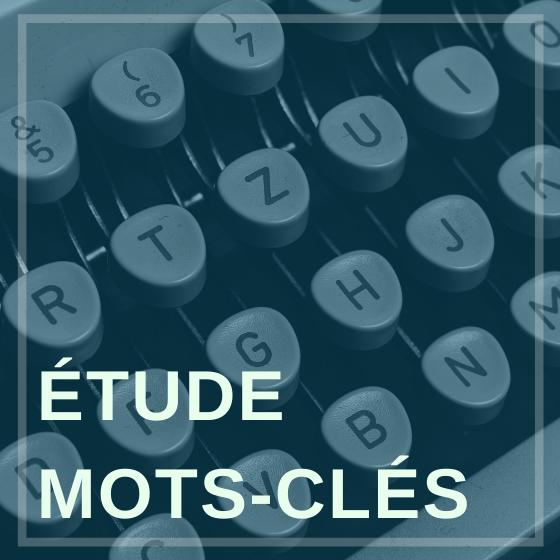 Etude Mots-Clés web-marketeur.com